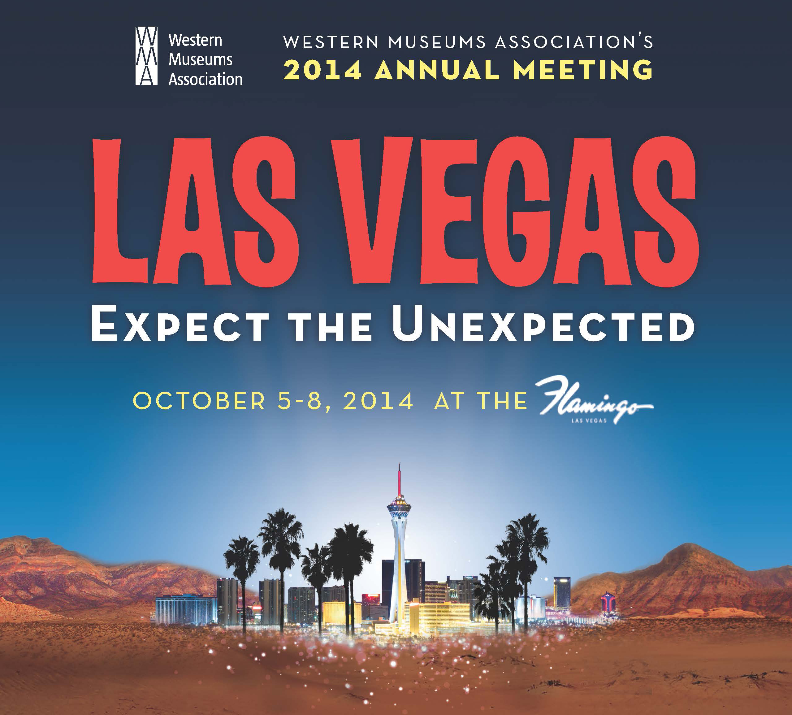 2014 LAS VEGAS CONVENTION SCHEDULE