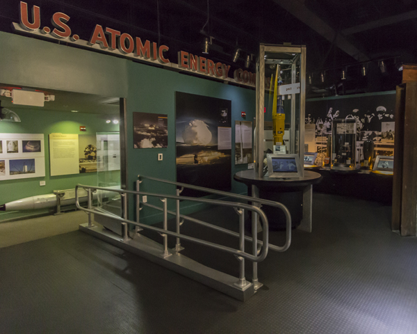 The Atmospheric & Pacific Testing Gallery